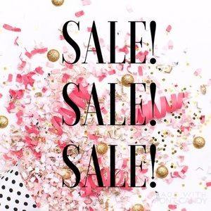 Create a bundle and Save.   Sale Sale Sale